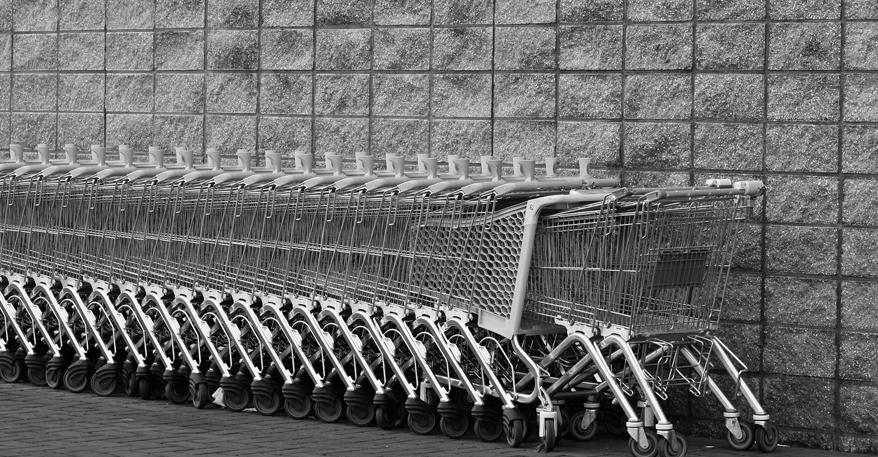 Umweltfreundlich shoppen