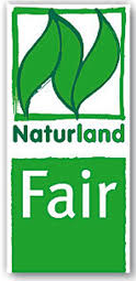 Naturland Fair Lebensmittel-Siegel